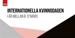Internationella kvinnodagen 2021